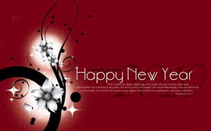 Happy 2010 by Moniquiu