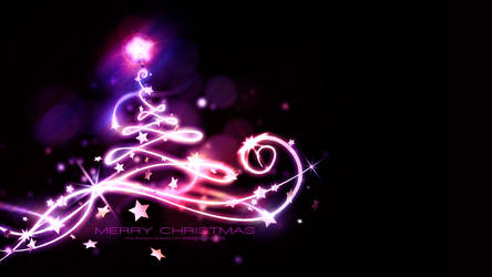 Merry Christmas by Moniquiu