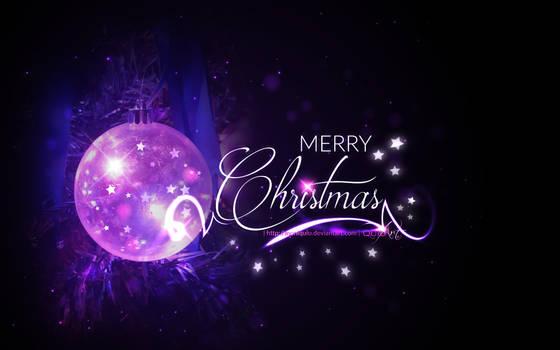 Merry Christmas 2015 by Moniquiu