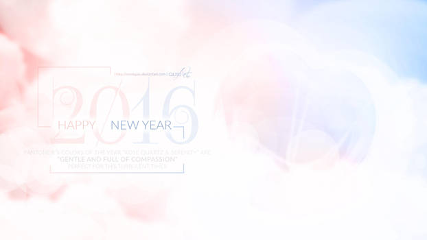 Happy New Year 2016 by Moniquiu