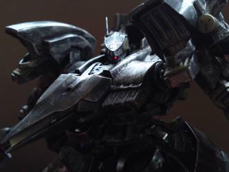 armored core 4 AALIYA by espen86
