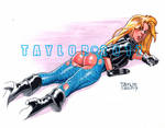 BLACK CANARY-Cheeky by taylor8