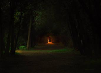 The secret door by GabZtv