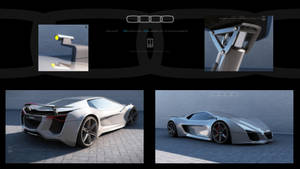 Audi XQ Concept by wizzoo7