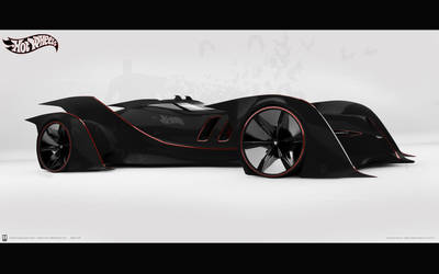 2012 Batmobile concept by wizzoo7