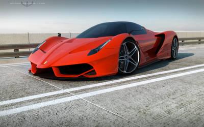 Ferrari F70 update by wizzoo7