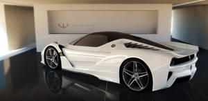 Ferrari concept by wizzoo7
