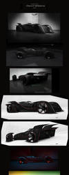 Justice League Batmobile concept by wizzoo7