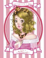 Princess by xLunarElf