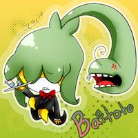 AT: B-b-baitoto by HitsujiArmageddon