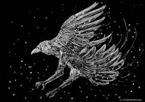 The white raven by lu--24