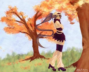 Roliana - Autumn Fest '12 by hiei14
