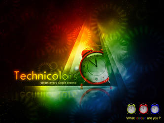 The Technicolors Series by i-HomStudio