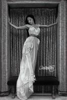 White Lace by dangaranart