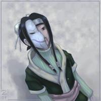 Naruto Fanart: Broken Doll by The-Z