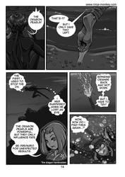 Ninja Monkey Comic, ch. 4, p. 14 by The-Z