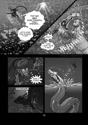 Ninja Monkey Comic, ch. 4, p. 16 by The-Z