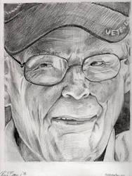 Portrait of a Veteran by The-Z