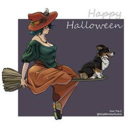 Happy Halloween 2018 by The-Z