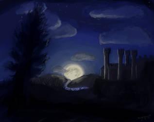 Evening by BlazingChicken64