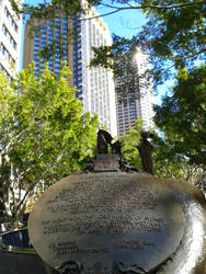 Herald Square, Sydney by PATotkaca