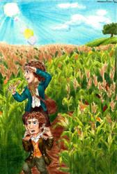 Harvest Season by PATotkaca