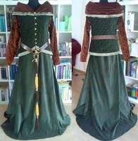 Eowyn Riding Outfit 2 by Lady--Eowyn