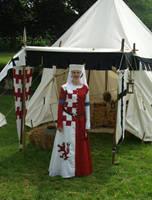 Mi-Parti dress 2 by Lady--Eowyn