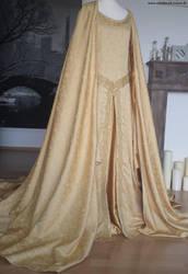 Eowyn Coronation Gown 3 by Lady--Eowyn