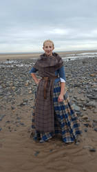 Outlander / Claire's Outfit from Season 2 by Lady--Eowyn