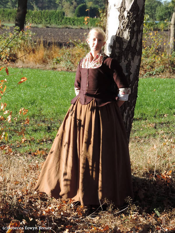 Outlander - Claire's Season 4 Outfit by Lady--Eowyn