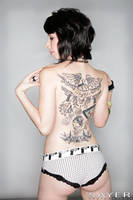 Tattoos by StellarOcean