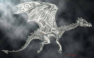 Flight of Dragons by Hunter0309