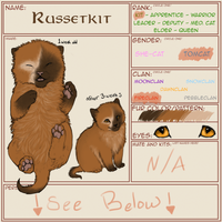 TWG Application: Russetkit by TamHorse
