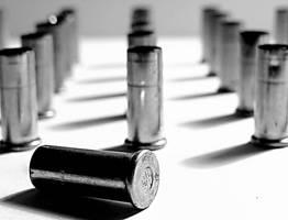 dead bullets part 2 by JordanRobin