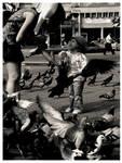 Morning Doves by JordanRobin