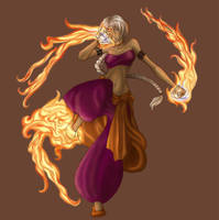 Dance of Fire by mission1rwh