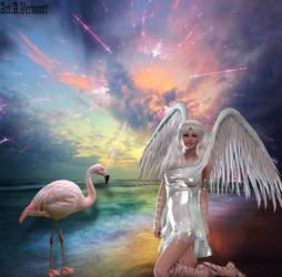Angel Ella by annemaria48