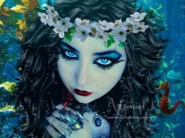 Sea Godness by annemaria48