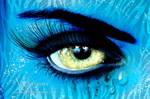Sexy Eye Avatar by annemaria48