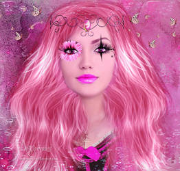 Pink Lady 3 by annemaria48