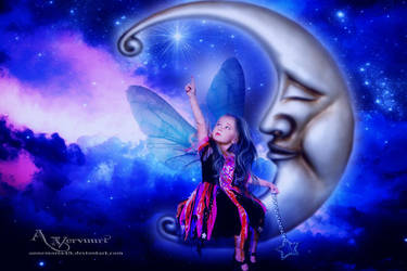 Moon Child by annemaria48