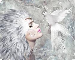 The white serena by annemaria48