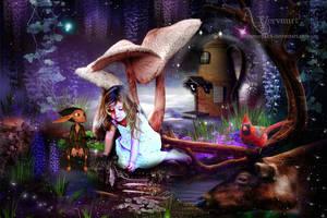 Our Secret Garden by annemaria48