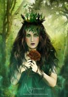 Green Forest Chiq by annemaria48