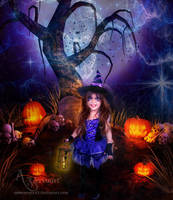 Halloween Place by annemaria48