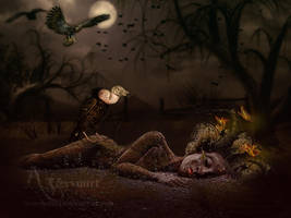 Surreal stucked by annemaria48