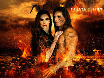 The demon lovers by annemaria48