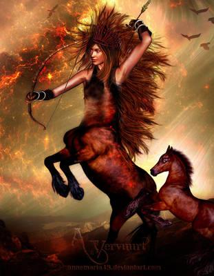Centaurs by annemaria48