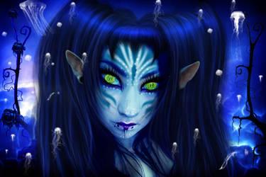 Cat Avatar by annemaria48